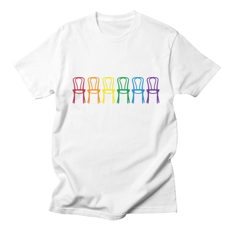Second City Pride Women's Regular Unisex T-Shirt by The Second City