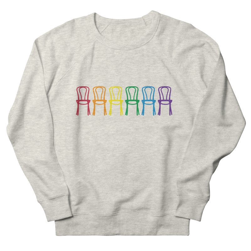Second City Pride Women's French Terry Sweatshirt by The Second City