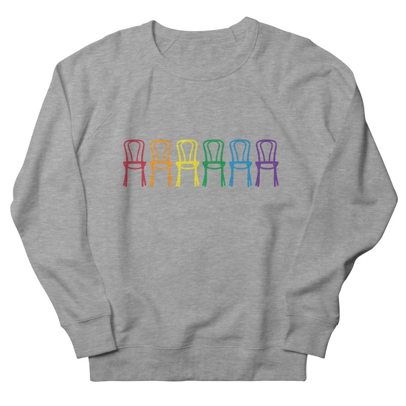 Second City Pride Men's French Terry Sweatshirt by secondcity's Artist Shop