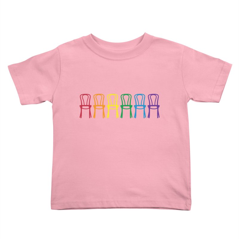 Second City Pride Kids Toddler T-Shirt by The Second City