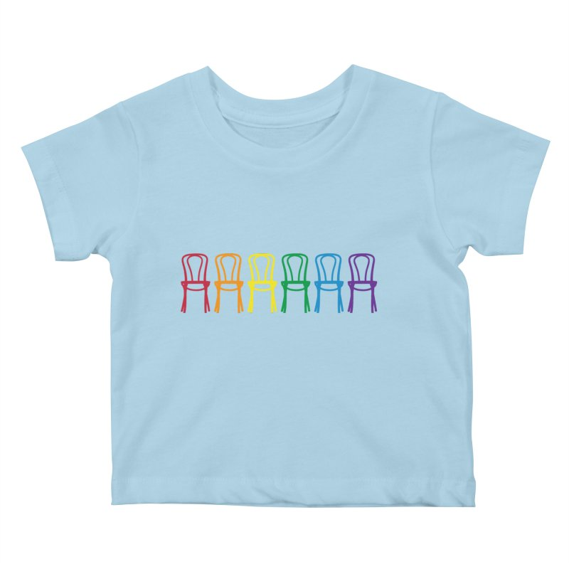 Second City Pride Kids Baby T-Shirt by The Second City