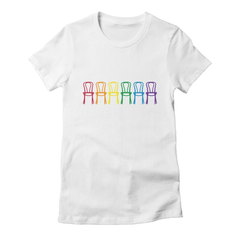 Second City Pride Women's Fitted T-Shirt by The Second City