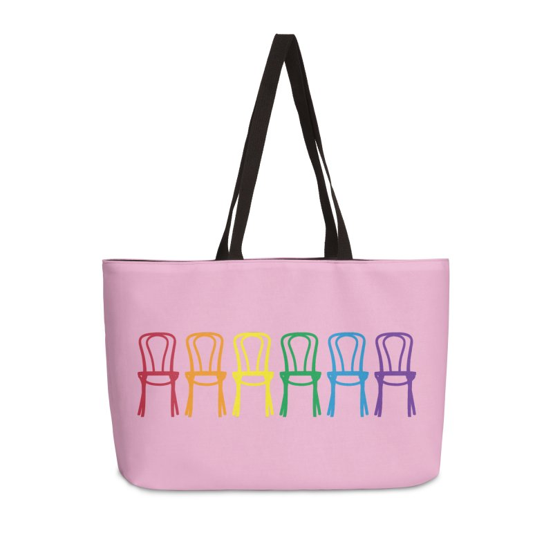 Second City Pride Accessories Weekender Bag Bag by The Second City