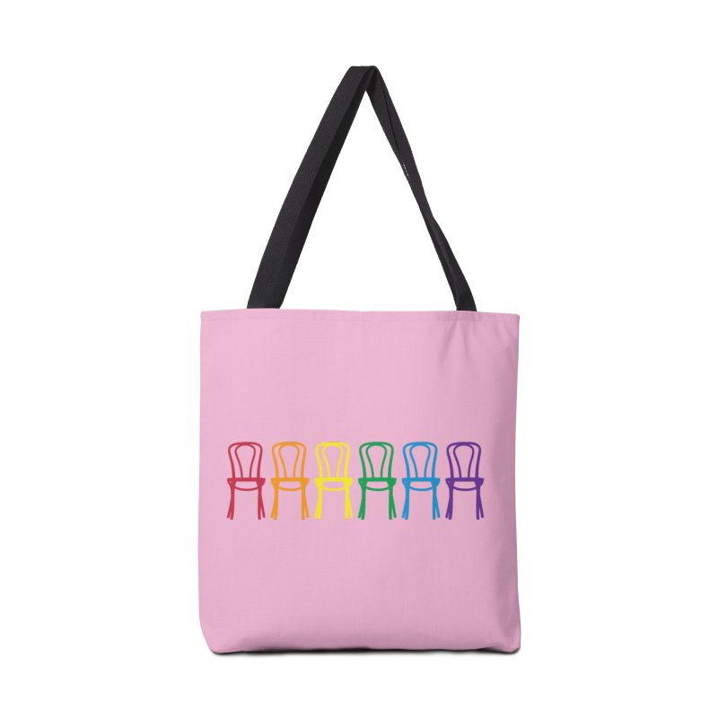 Second City Pride Accessories Tote Bag Bag by The Second City