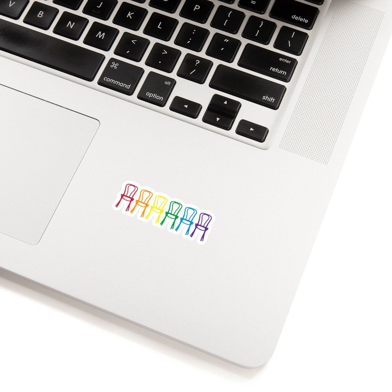 Second City Pride Accessories Sticker by The Second City