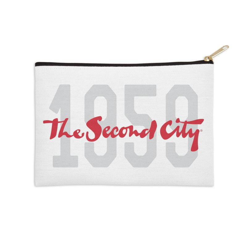 1959 Logo Accessories Zip Pouch by The Second City