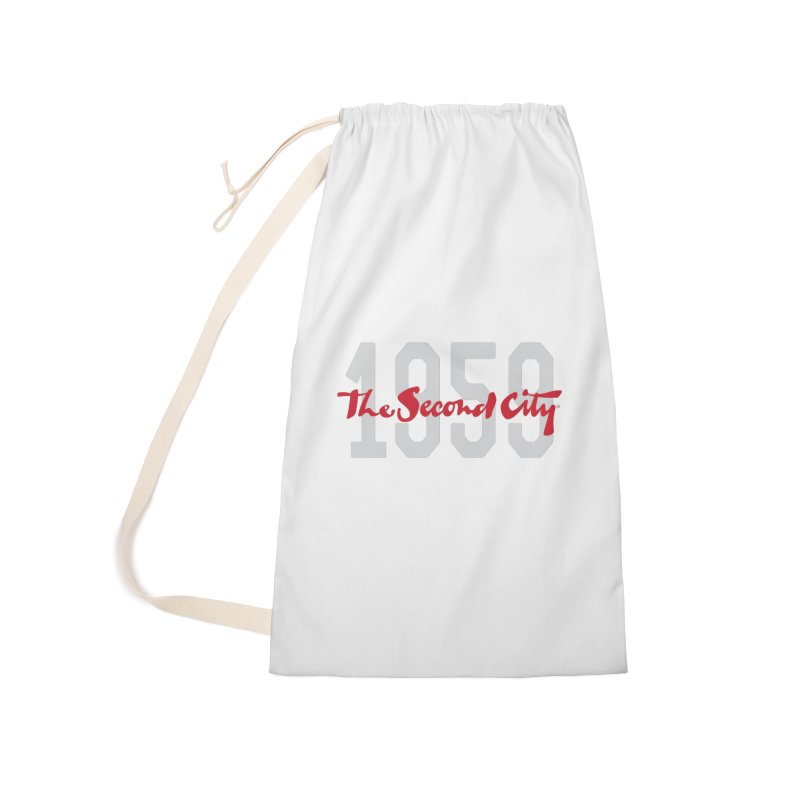 1959 Logo Accessories Laundry Bag Bag by The Second City