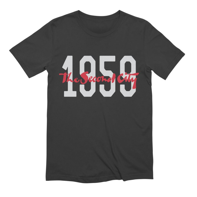 1959 Logo Men's Extra Soft T-Shirt by The Second City