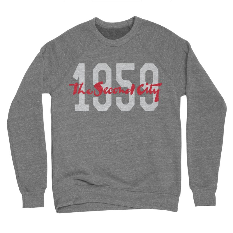 1959 Logo Men's Sponge Fleece Sweatshirt by The Second City