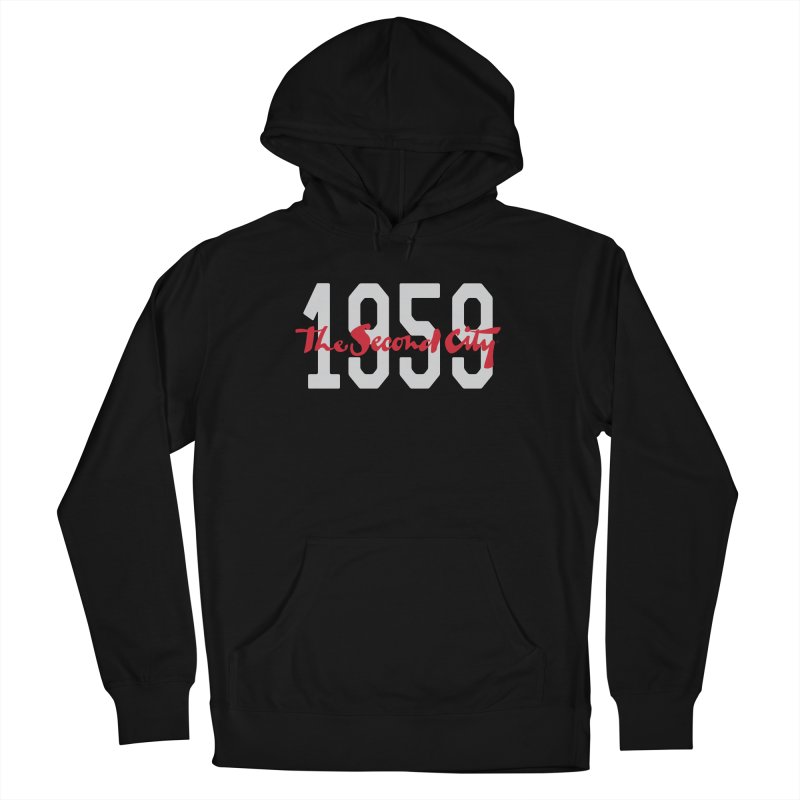 1959 Logo Men's French Terry Pullover Hoody by The Second City