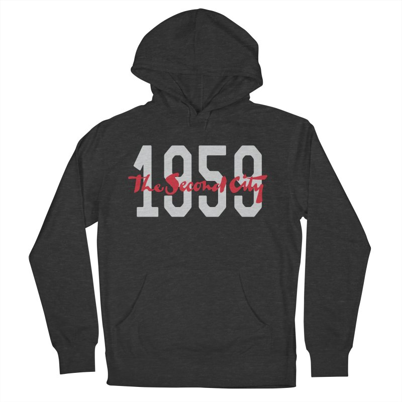 1959 Logo Women's French Terry Pullover Hoody by The Second City