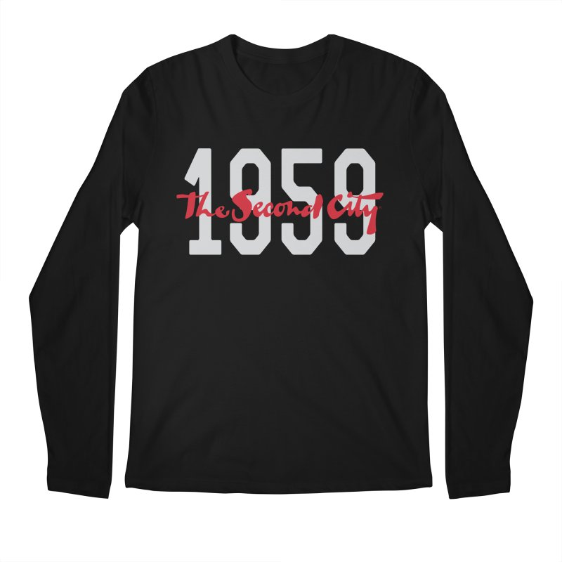 1959 Logo Men's Regular Longsleeve T-Shirt by The Second City