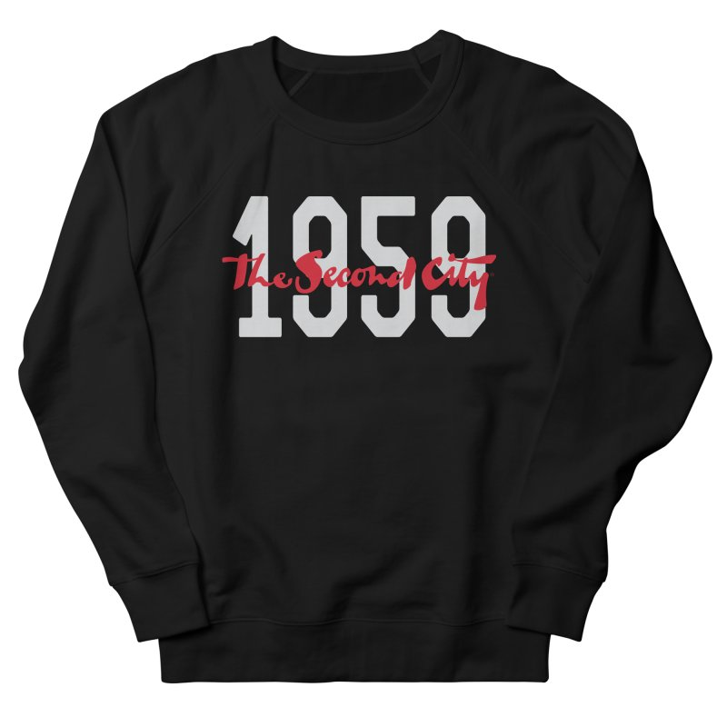 1959 Logo Women's French Terry Sweatshirt by secondcity's Artist Shop