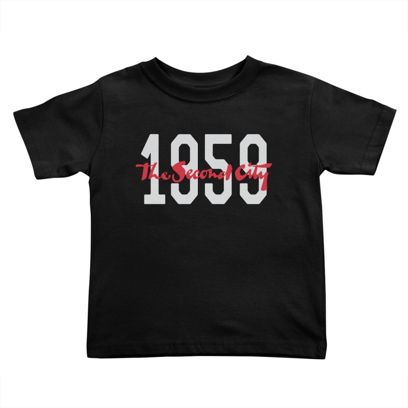 1959 Logo Kids Toddler T-Shirt by The Second City