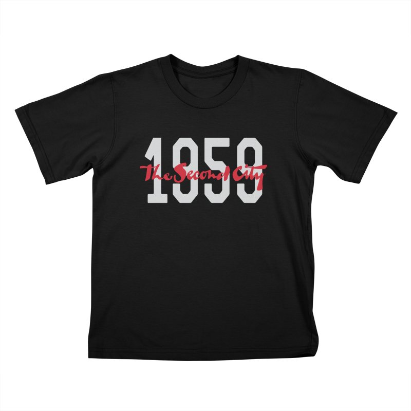 1959 Logo Kids T-Shirt by The Second City