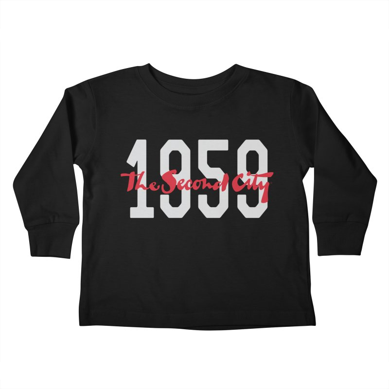 1959 Logo Kids Toddler Longsleeve T-Shirt by The Second City