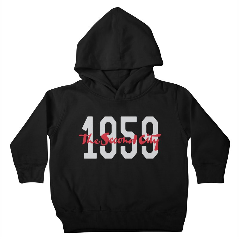 1959 Logo Kids Toddler Pullover Hoody by secondcity's Artist Shop