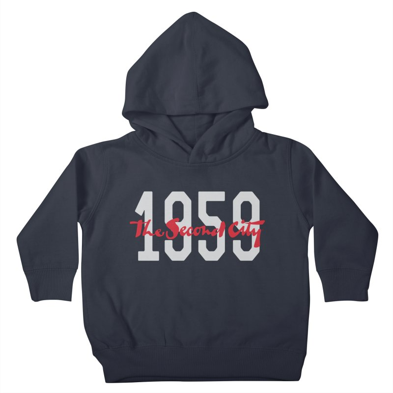 1959 Logo Kids Toddler Pullover Hoody by The Second City