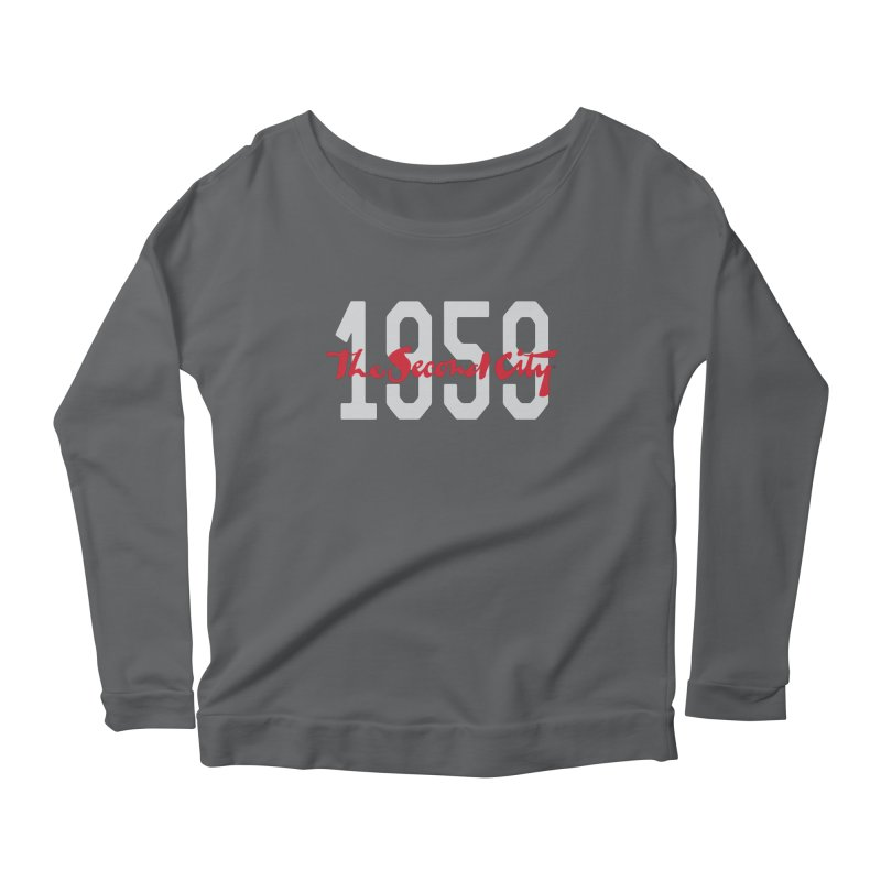 1959 Logo Women's Longsleeve T-Shirt by The Second City