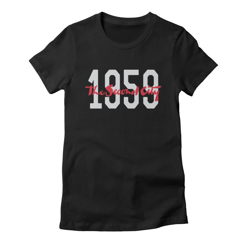 1959 Logo Women's Fitted T-Shirt by The Second City