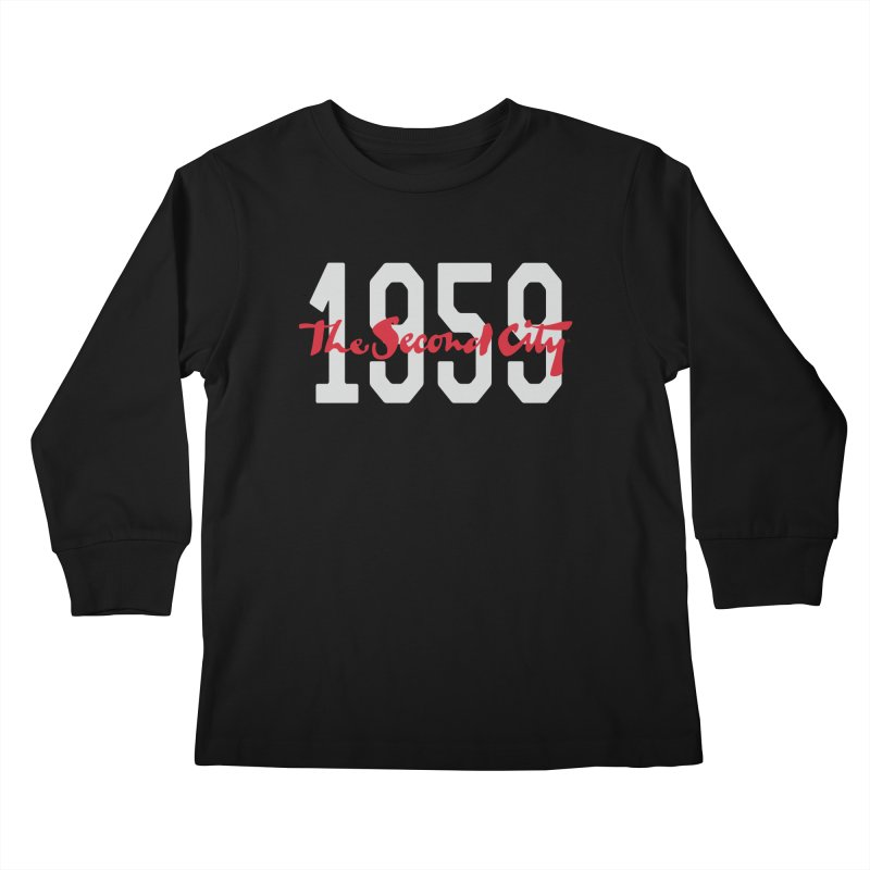 1959 Logo Kids Longsleeve T-Shirt by The Second City
