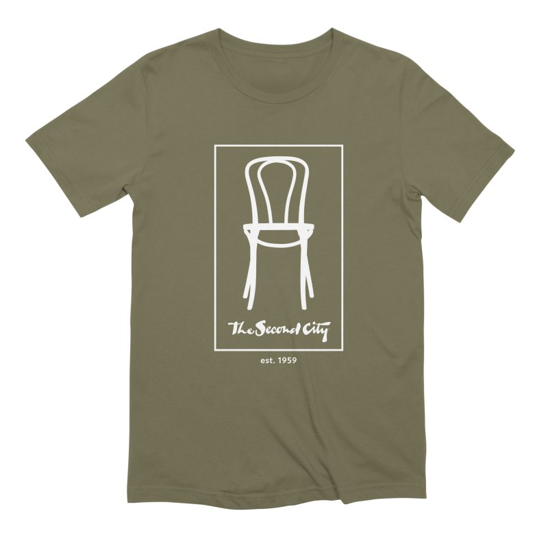 Card Game Logo Men's Extra Soft T-Shirt by The Second City