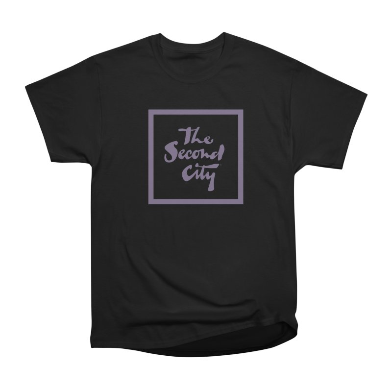 Stacked Lavender Men's T-Shirt by The Second City