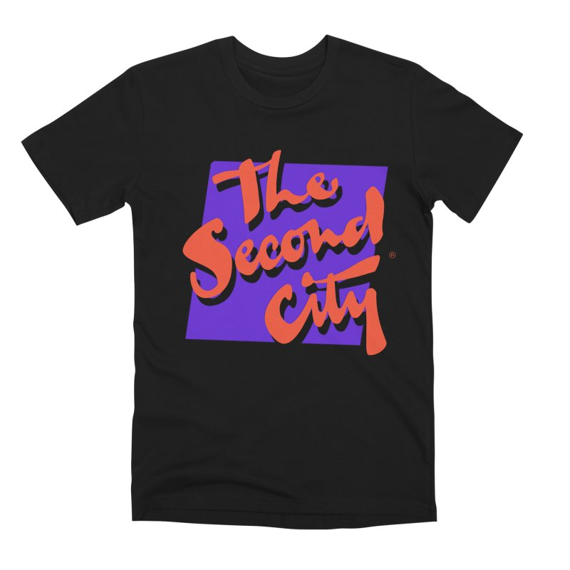 80s Stacked Men's Premium T-Shirt by The Second City