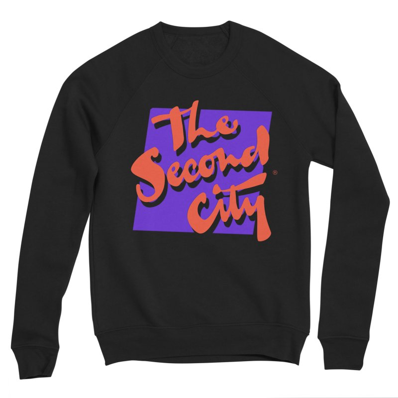 80s Stacked Women's Sponge Fleece Sweatshirt by The Second City