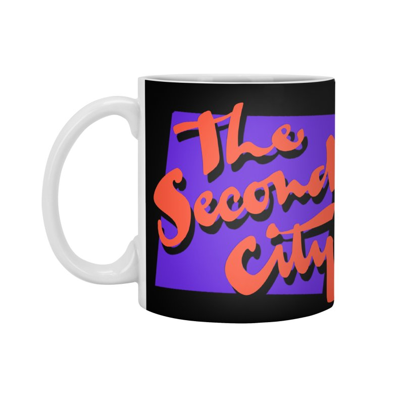 80s Stacked Accessories Standard Mug by The Second City
