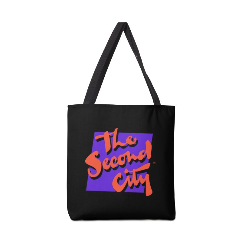 80s Stacked Accessories Tote Bag Bag by The Second City