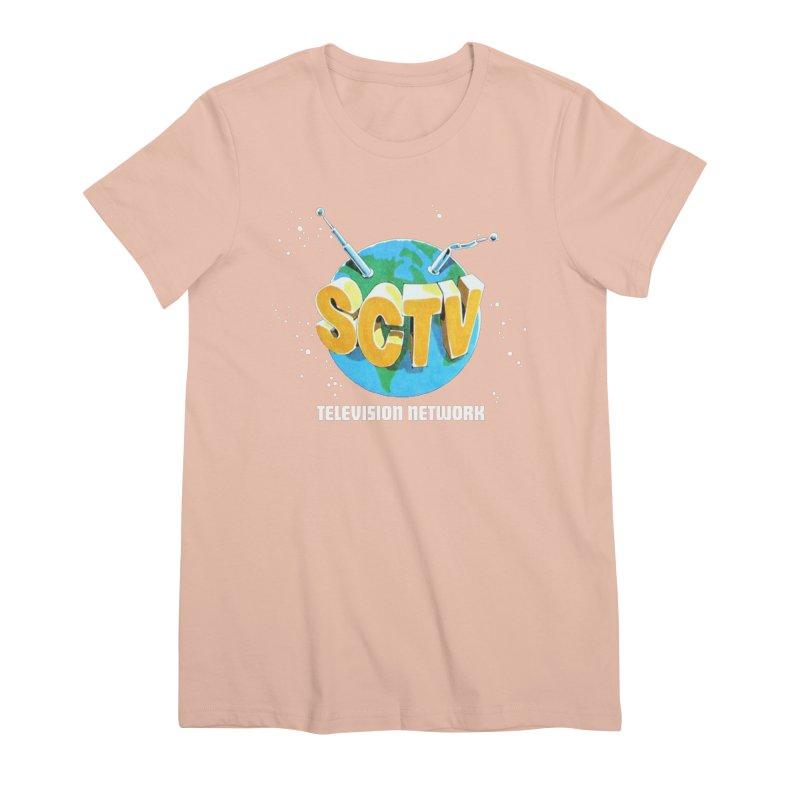 SCTV Global Women's Premium T-Shirt by The Second City