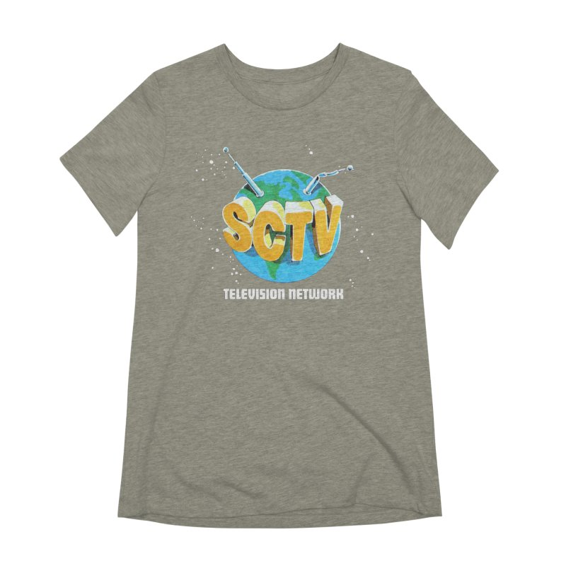 SCTV Global Women's Extra Soft T-Shirt by The Second City
