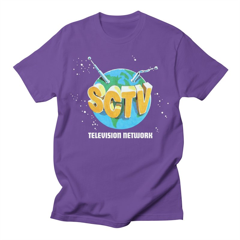 SCTV Global Men's T-Shirt by The Second City