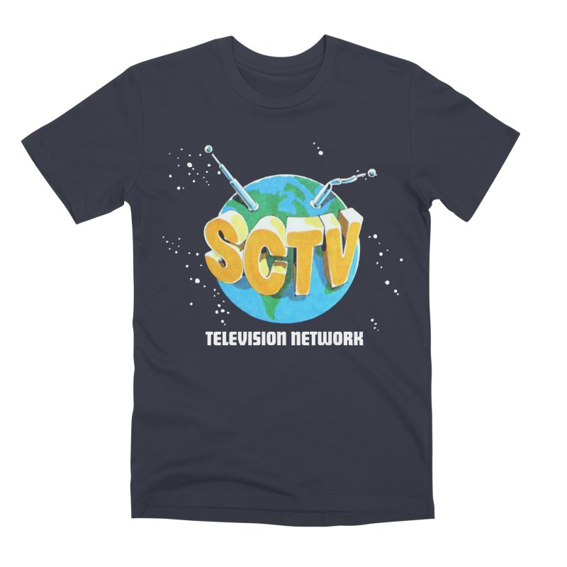 SCTV Global Men's Premium T-Shirt by The Second City