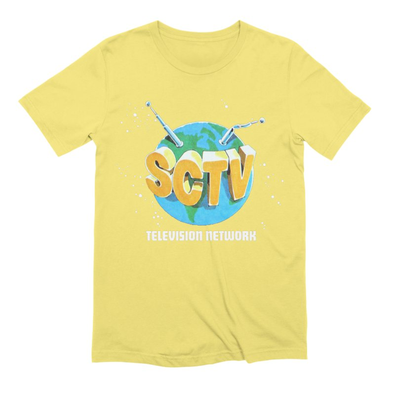 SCTV Global Men's Extra Soft T-Shirt by The Second City