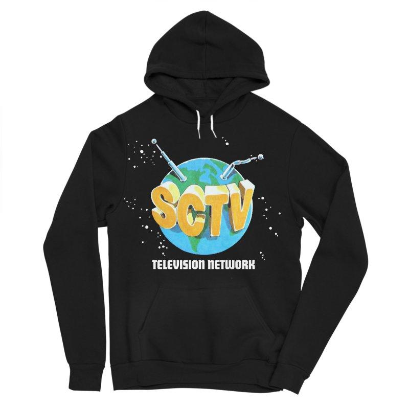 SCTV Global Women's Sponge Fleece Pullover Hoody by The Second City