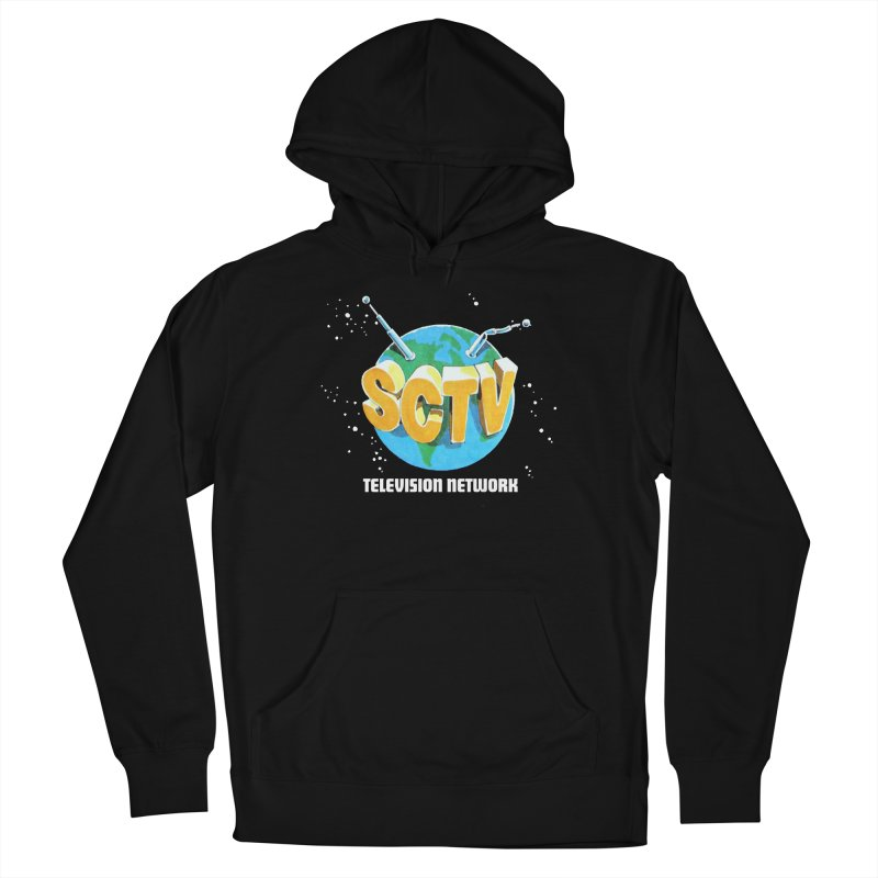 SCTV Global Women's Pullover Hoody by The Second City