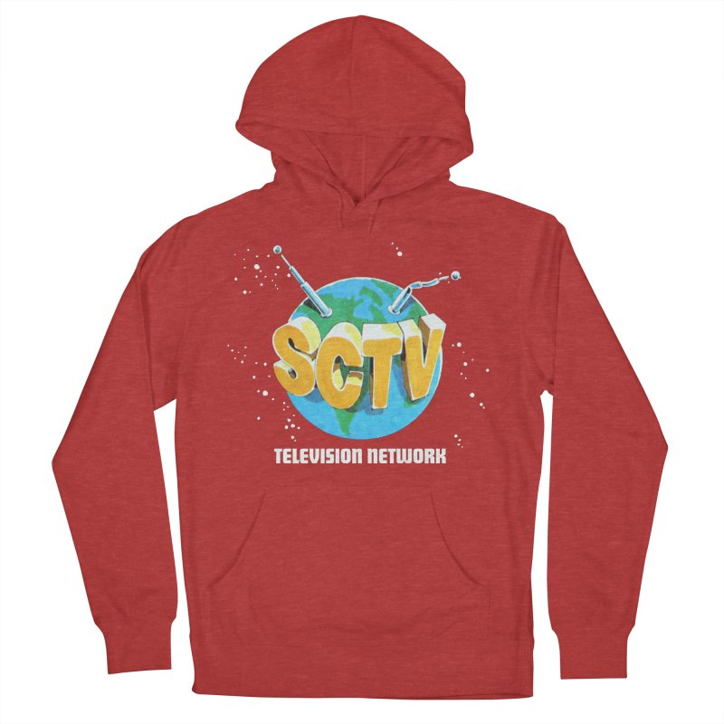 SCTV Global Women's French Terry Pullover Hoody by The Second City