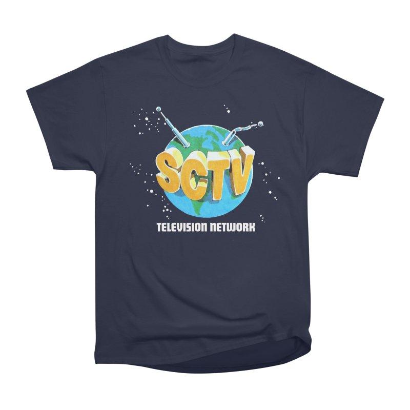 SCTV Global Women's Heavyweight Unisex T-Shirt by The Second City