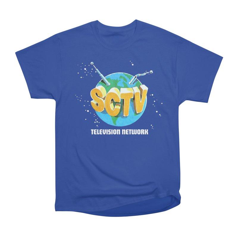 SCTV Global Men's Heavyweight T-Shirt by The Second City