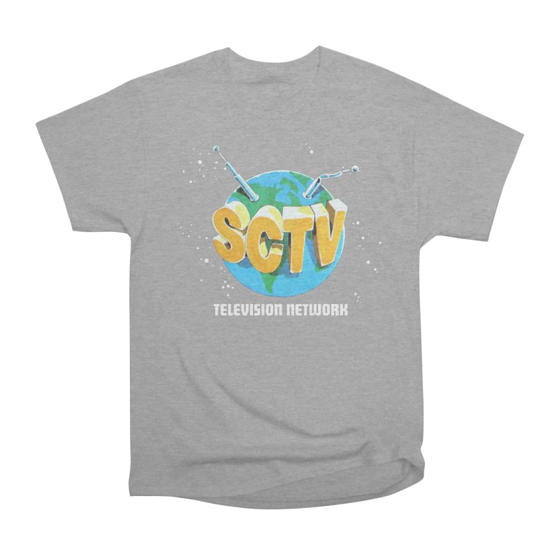 SCTV Global Women's Heavyweight Unisex T-Shirt by The Second City