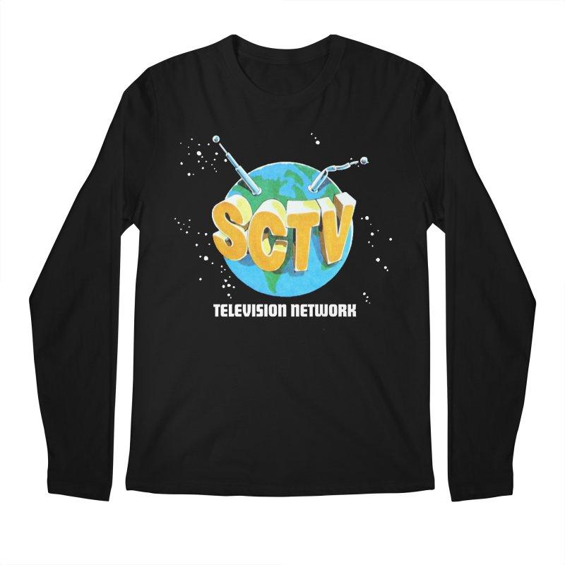 SCTV Global Men's Regular Longsleeve T-Shirt by The Second City