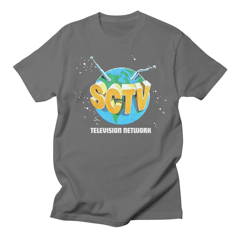 SCTV Global Women's Regular Unisex T-Shirt by The Second City