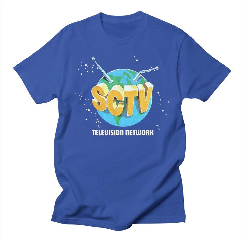 SCTV Global Men's Regular T-Shirt by The Second City