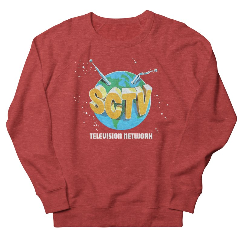 SCTV Global Women's French Terry Sweatshirt by The Second City