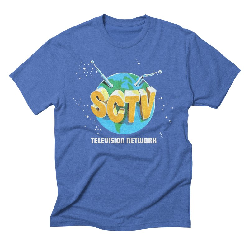 SCTV Global Men's Triblend T-Shirt by The Second City