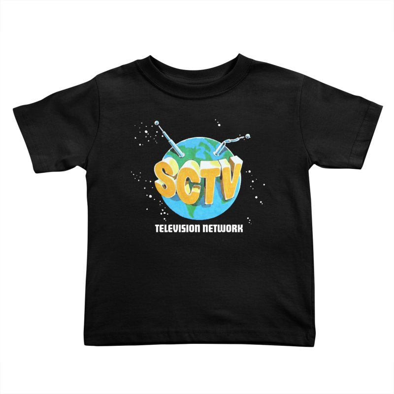 SCTV Global Kids Toddler T-Shirt by The Second City