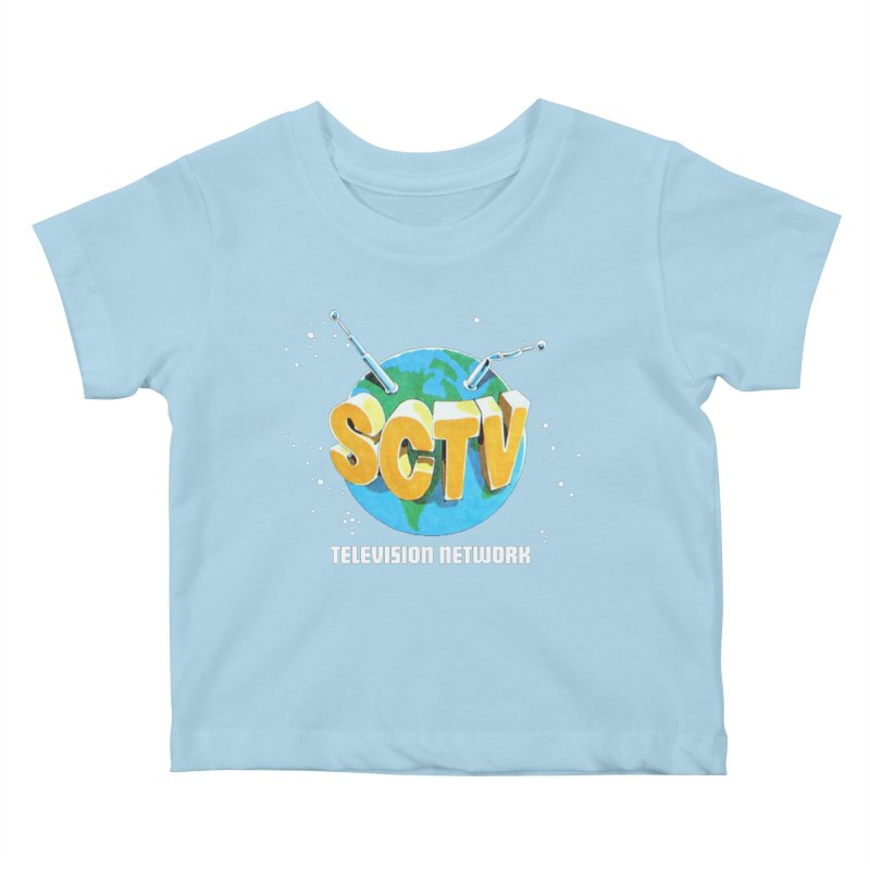 SCTV Global Kids Baby T-Shirt by The Second City