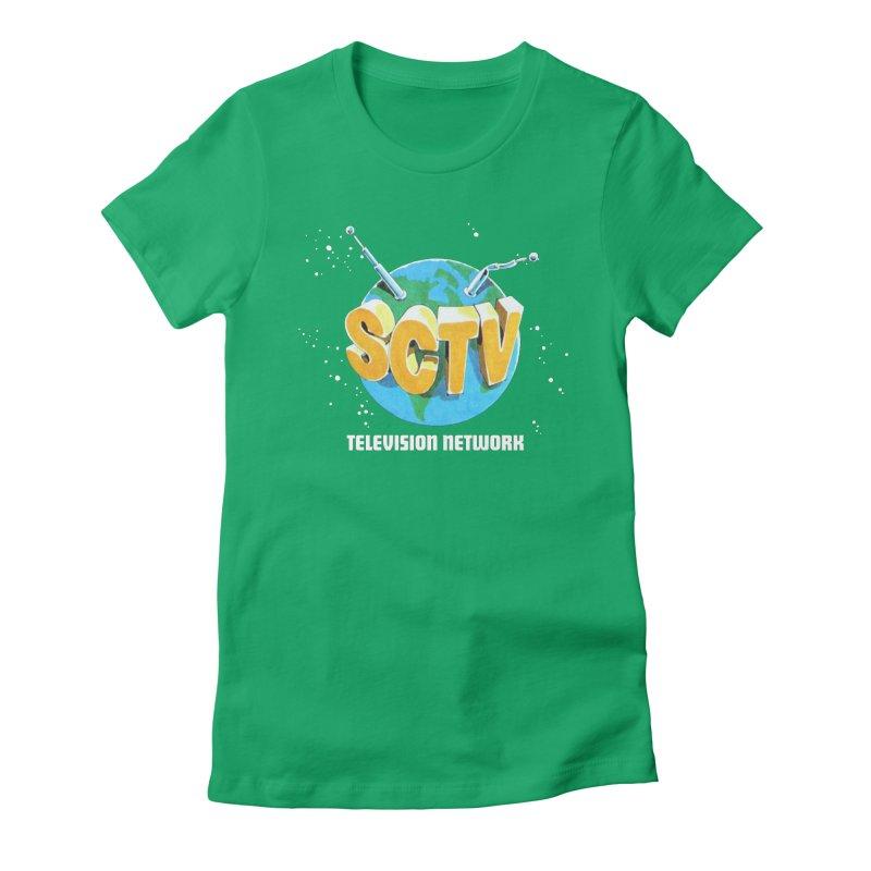SCTV Global Women's T-Shirt by The Second City